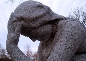 Meditation pain Meize-Grochowski